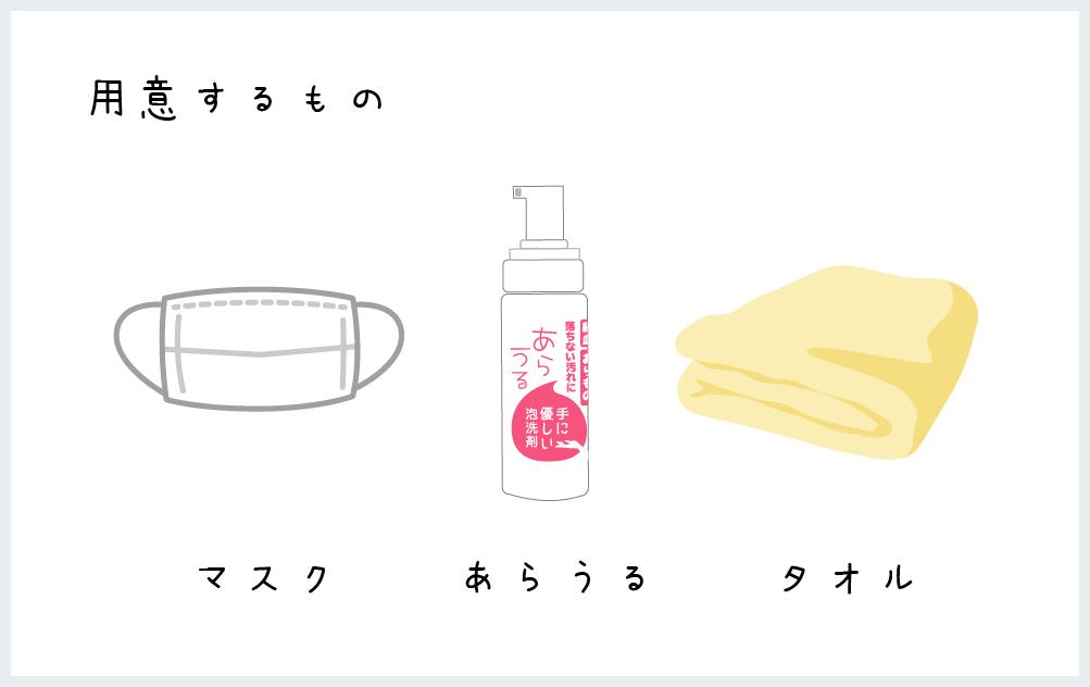 性 方 洗剤 洗い 中 マスク