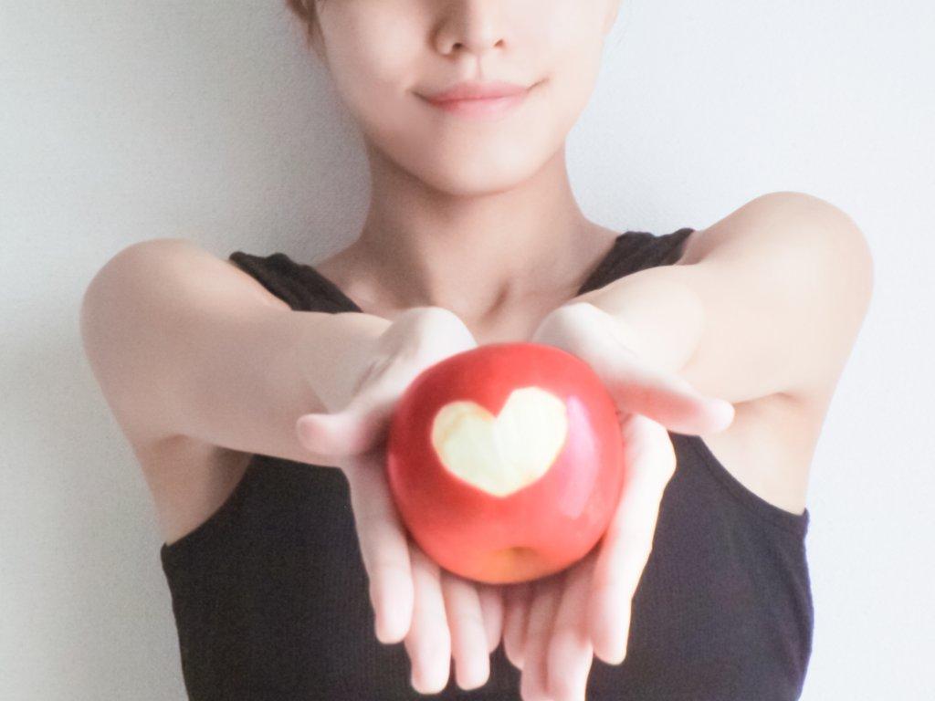 リンゴポリフェノールでシミ・シワ撲滅!驚くべきリンゴの美肌効果とは?